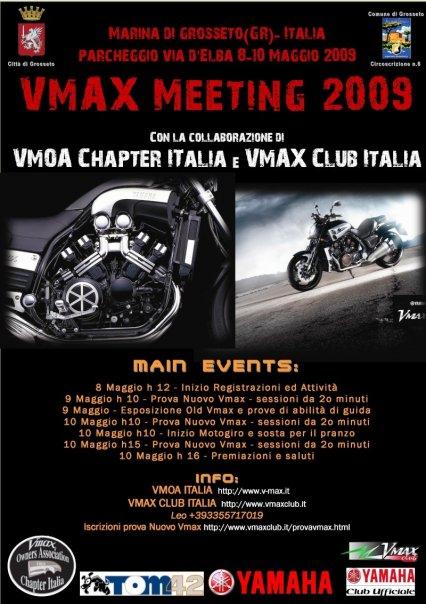 Meeting Toscane 2009
